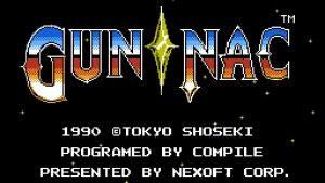 Gun Nac - NES trucchi e codici