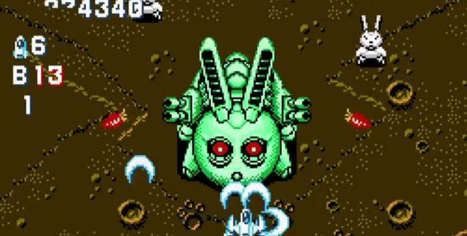 Gun Nac - NES trucchi e codici videogame