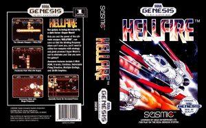 Hellfire - Mega Drive trucchi