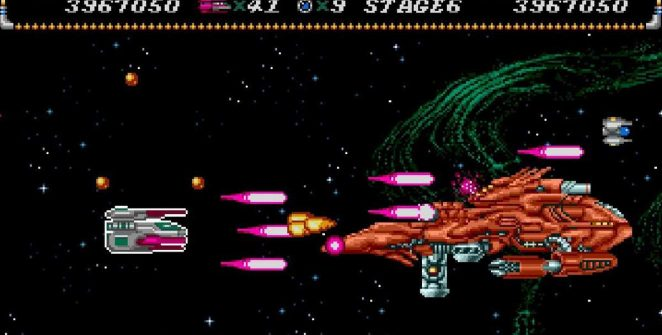 Hellfire - Mega Drive trucchi videogame