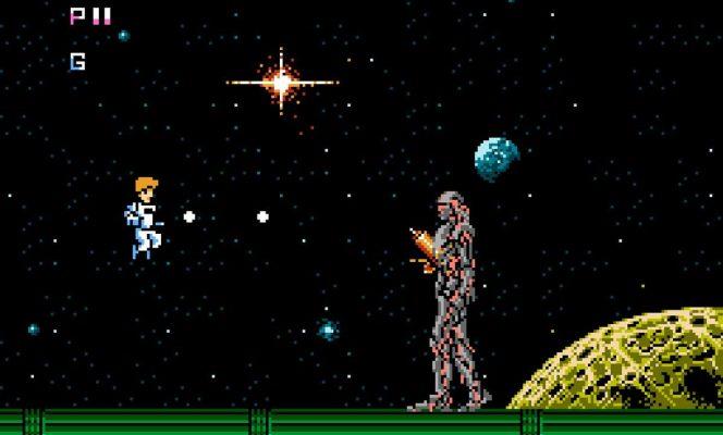 Journey to Silius - NES trucchi videogame