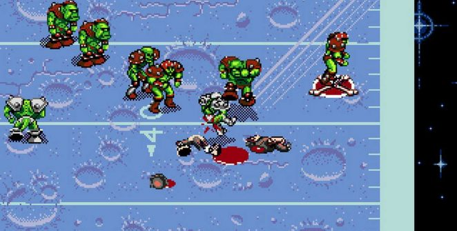 Mutant League Football - Mega Drive trucchi videogame