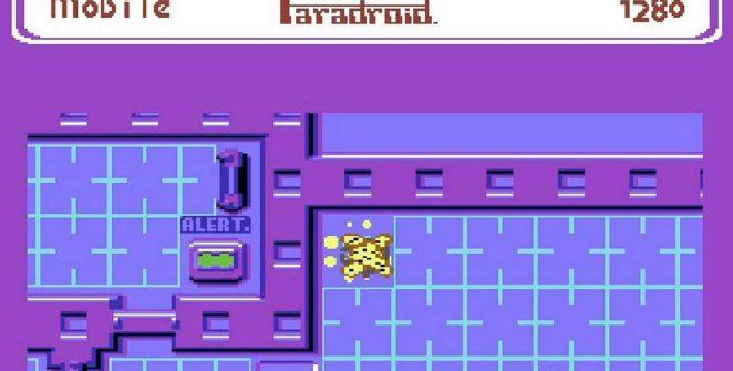 Paradroid - C64 trucchi e codici videogame