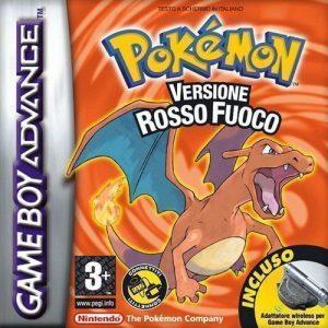 Trucchi Pokémon Rosso Fuoco GBA