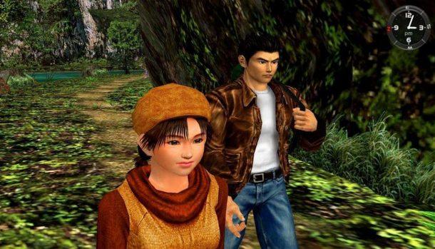 Shenmue I & II Collection per PS4 e Xbox One data di uscita