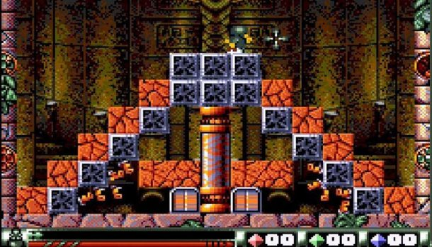 Troddlers - SNES password e codici videogame