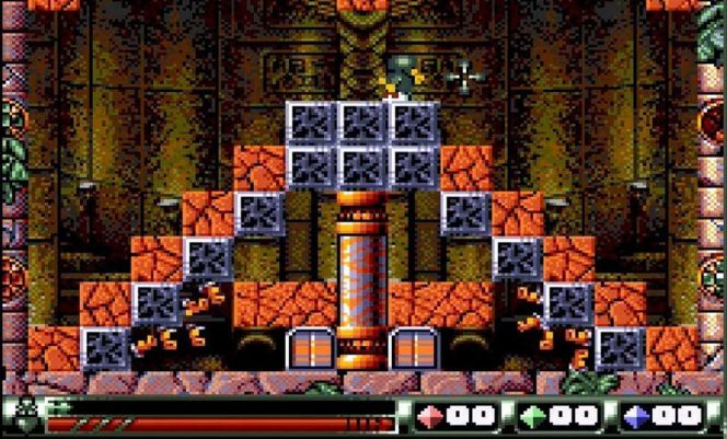 Troddlers - SNES password e codici videogame