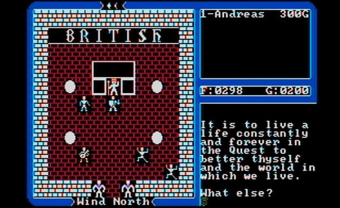 Ultima IV Quest of the Avatar - PC trucchi videogame