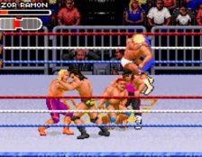 WWF Raw - SNES trucchi e codici videogame