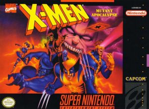 X-Men Mutant Apocalypse - SNES password
