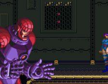 X-Men Mutant Apocalypse - SNES password videogame