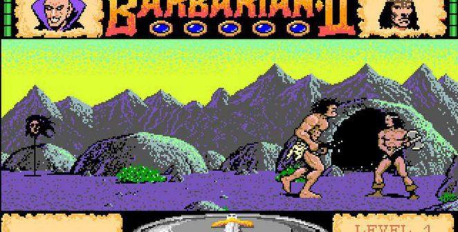 Barbarian II The Dungeon of Drax - Amiga trucchi videogame