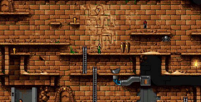Benefactor - Amiga password videogame