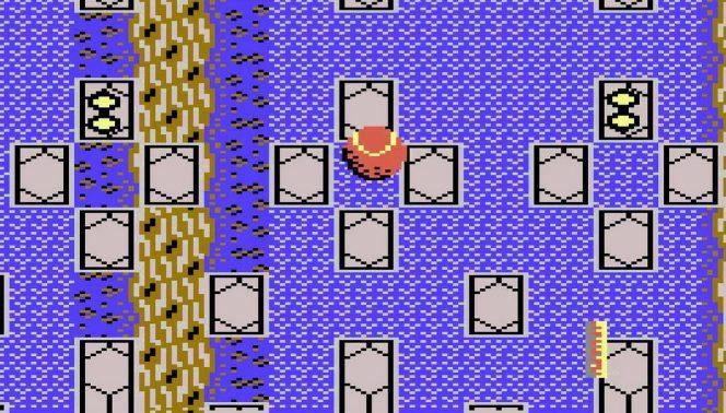 Bounder - Commodore 64 trucchi videogame