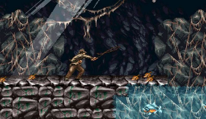 Indiana Jones' Greatest Adventures videogame