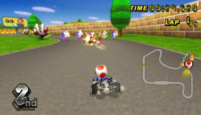 Mario Kart Wii trucchi videogame