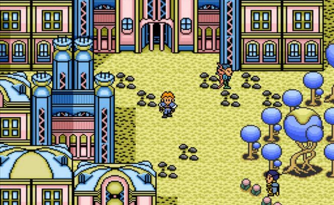 Paladin's Quest - SNES trucchi videogame