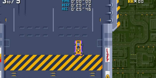 Roadkill - Amiga CD32 password videogame