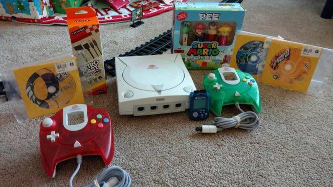 SEGA Dreamcast, godimento a 128 bit