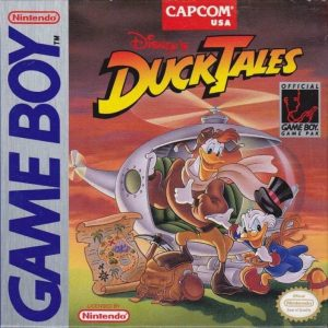 Trucchi Duck Tales - Game Boy