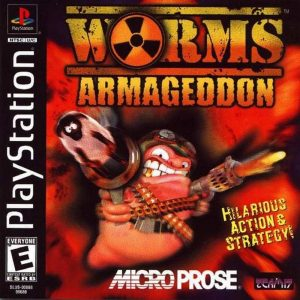 Trucchi Worms Armageddon PS1
