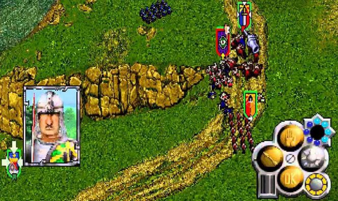 Warhammer Dark Omen - PS1 trucchi videogame