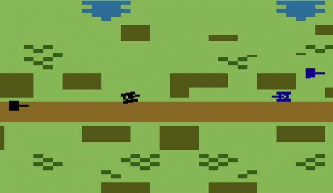 Armor Ambush - Atari 2600 trucchi videogame
