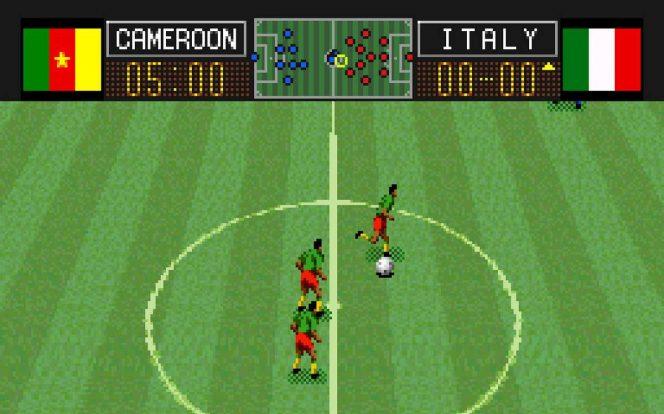 Capcom's Soccer Shootout - SNES trucchi videogame