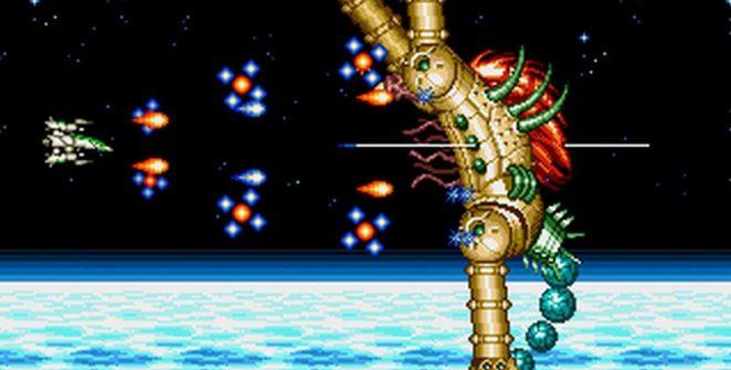 Eliminate Down - Mega Drive trucchi videogame