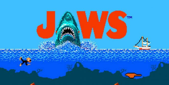 Jaws - NES trucchi videogame