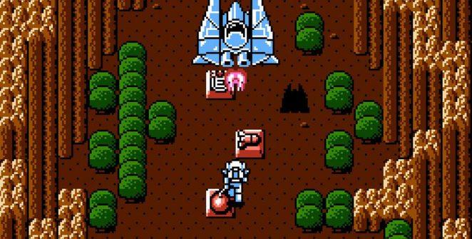 Robo Warrior - NES trucchi videogame