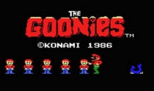 The Goonies - MSX trucchi videogame