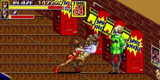 Trucchi Streets of Rage 2 Mega Drive videogame