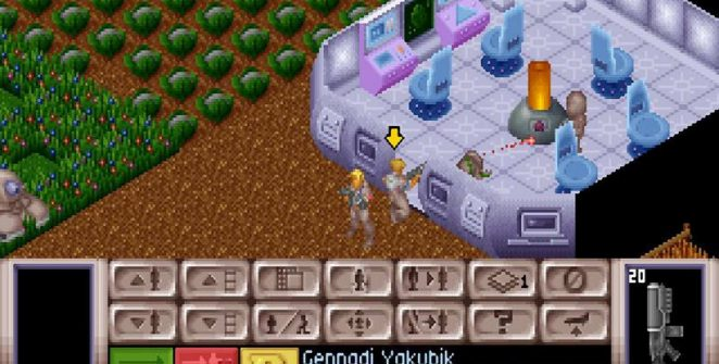 UFO Enemy Unknown - Amiga trucchi videogame
