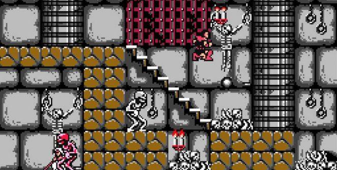 Vampire Killer - MSX trucchi videogame