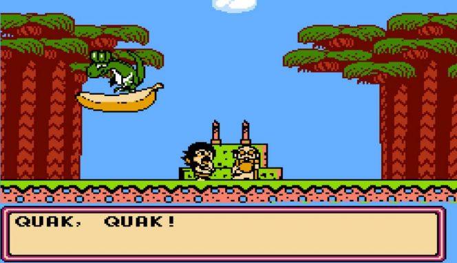 Banana Prince - NES trucchi videogame