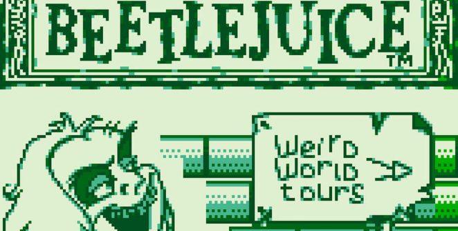 Beetlejuice - Game Boy trucchi videogame