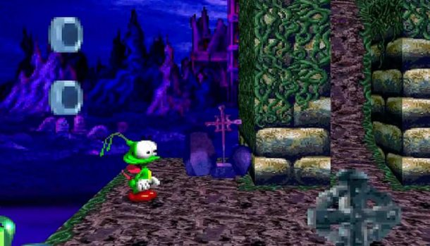 Bug Too! - Sega Saturn trucchi videogame