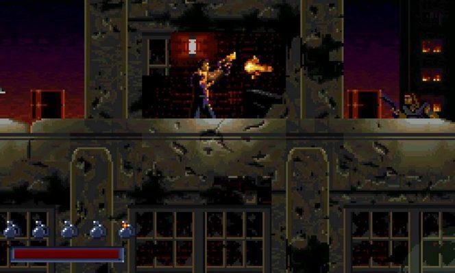 Demolition Man - SNES trucchi videogame