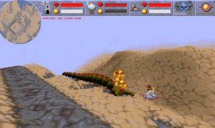 Magic Carpet - PS1 trucchi e codici videogame