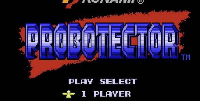 Probotector - NES trucchi videogame