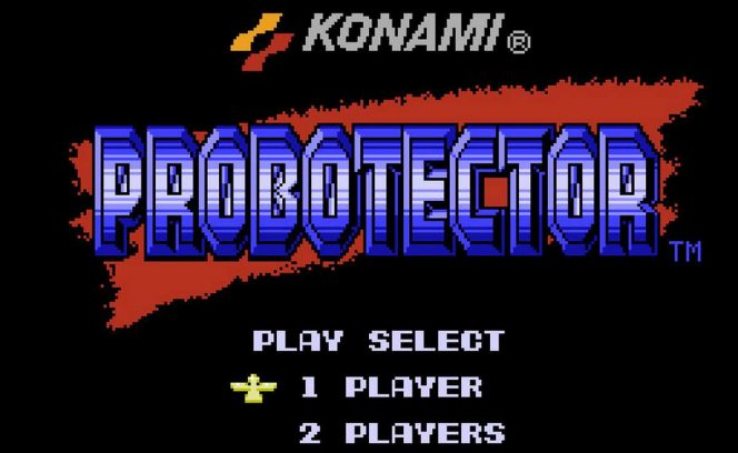 Probotector - NES trucchi videogame