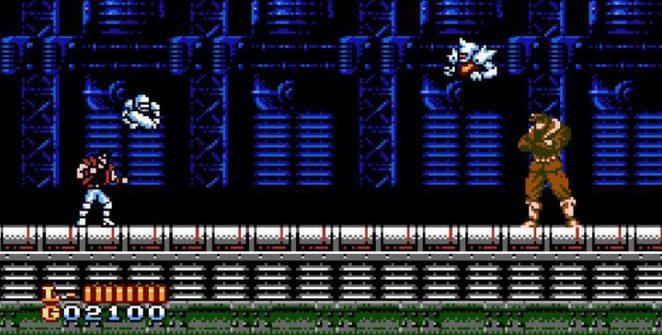 Shatterhand - NES trucchi videogame