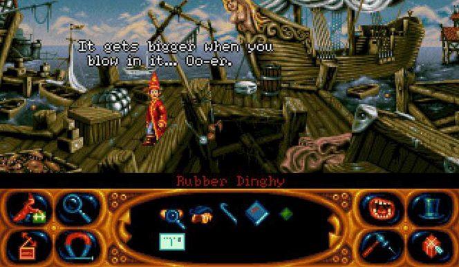 Soluzione Simon The Sorcerer 2 - Amiga videogame