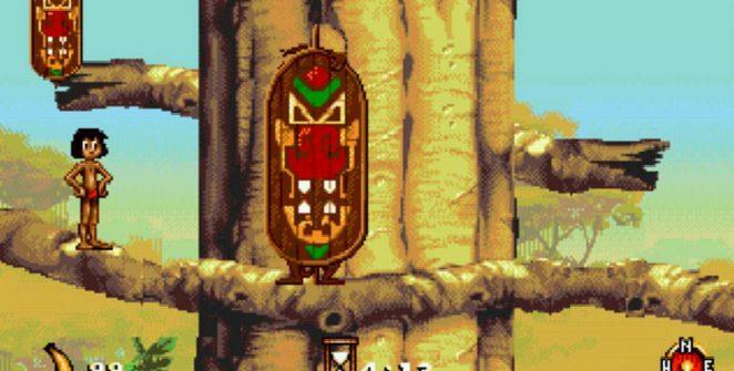 The Jungle Book - Mega Drive trucchi videogame