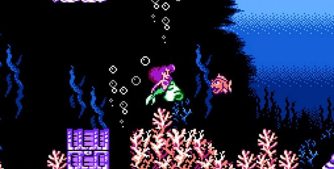 The Little Mermaid - NES trucchi videogame