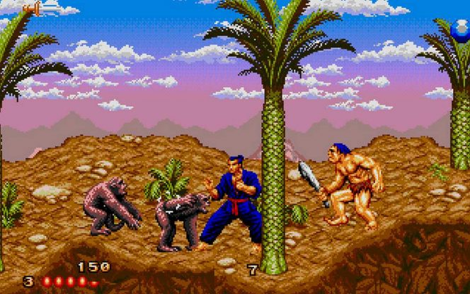 The Second Samurai - Mega Drive trucchi videogame