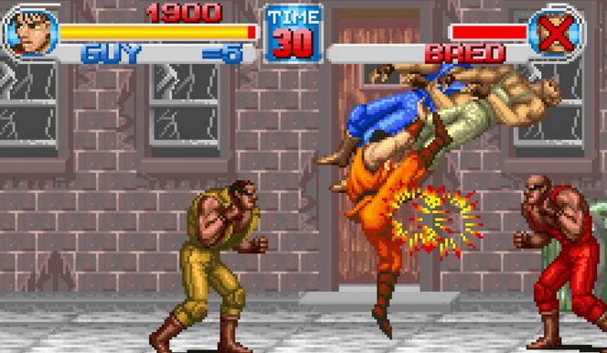 Trucchi Final Fight One GBA videogame