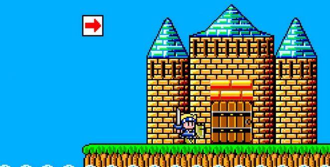 Wonder Boy in Monster Land - Master System trucchi videogame