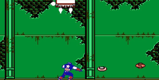 Captain America and the Avengers - NES trucchi videogame